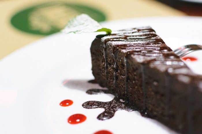 Шоколадный торт
