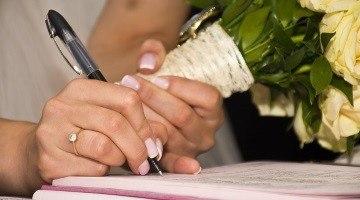 Регистрируем брак с человеком из другой страны