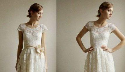 Классические прямые свадебные платья: все нюансы выбора