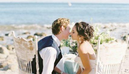 Шикарная свадебная фотосессия на море – самые оригинальные идеи