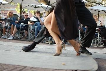 Уличное танго
