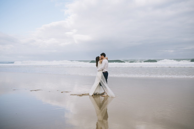 Свадебная фотосессия на природе: лучшие места, оригинальные позы