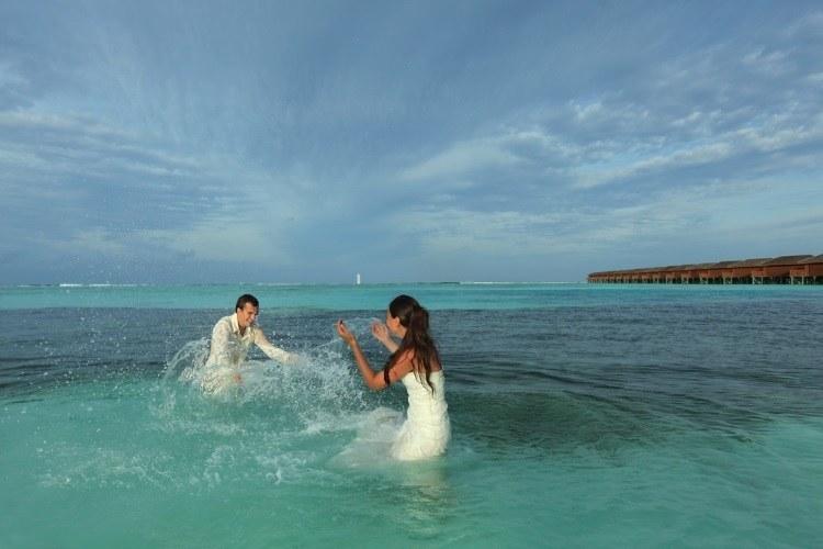 Фото в море