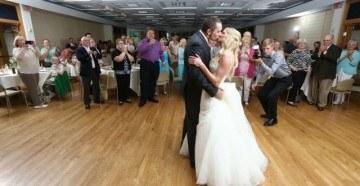 Наш свадебный танец танго-вальс