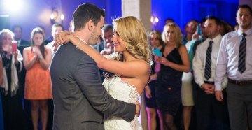 Свадебный танец квикстеп