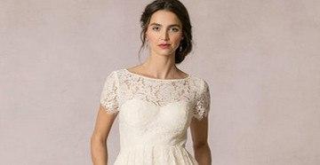 Выбор модного фасона коротких платьев
