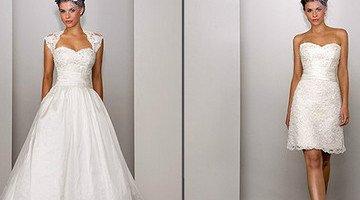 Самый практичный свадебный наряд