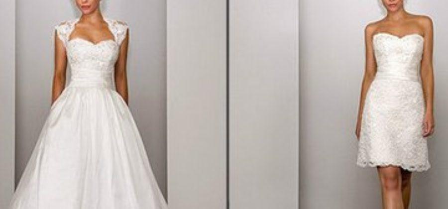 Выбор свадебного платья-трансформер – как ничего не упустить из виду