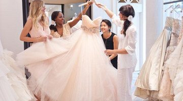 Кто покупает свадебное платье