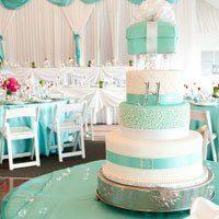 Рекомендации по оформлению свадьбы в стиле «Тиффани»