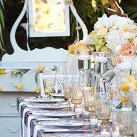 Модная свадьба в стиле шебби-шик – как задать тон мероприятию