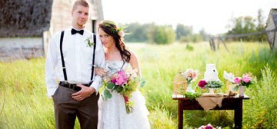 Особенности оформления свадьбы в стиле «винтаж» своими руками