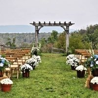 Вдохновляющие идеи оформления свадьбы в стиле «кантри»: подборка лучших