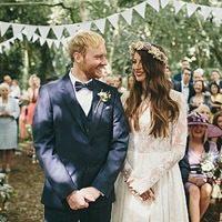 Идеи оформления свадьбы в стиле «бохо» – свежий взгляд