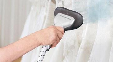 Можно ли гладить свадебное платье