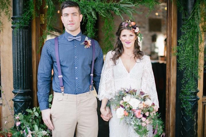 Образы жениха и невеста