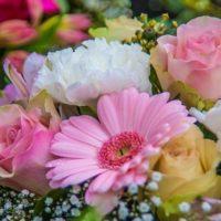 Свадебный букет из пионов – различные варианты с фото