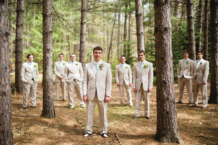 Жених и его друзья