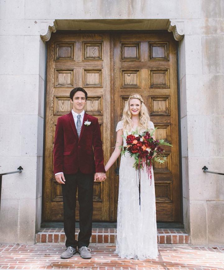Наряды для жениха и невесты