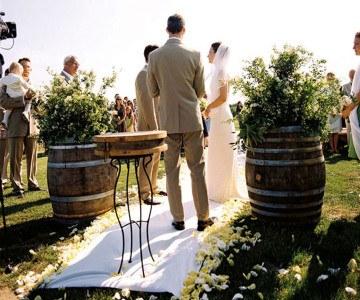Модная эко-свадьба