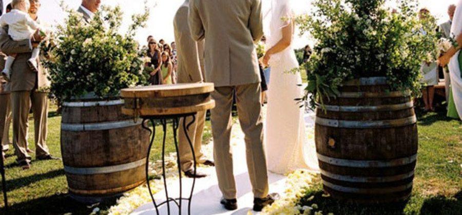 Стильная свадьба в эко-стиле: как оформить по природным мотивам
