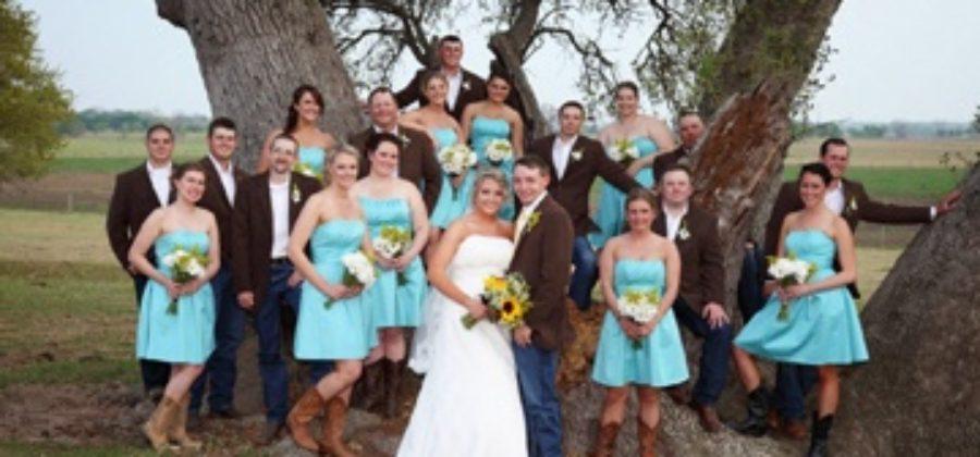 Как стильно оформить свадьбу в голубом цвете: полезные рекомендации