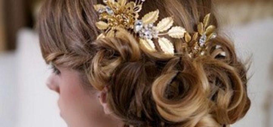Советы по созданию и использованию гребня в свадебной прическе