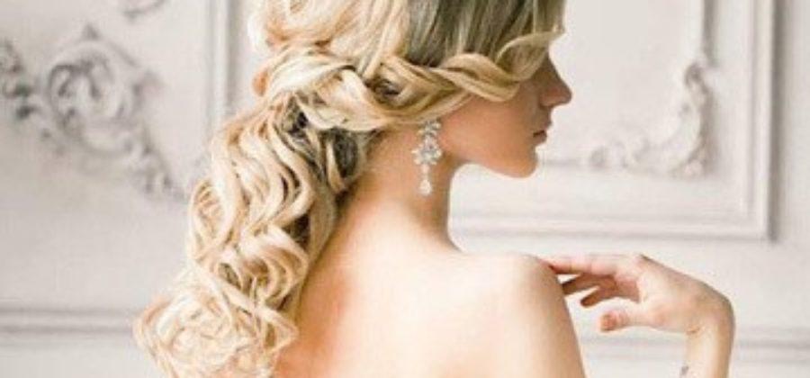 Самые простые свадебные прически на короткие, средние и длинные волосы