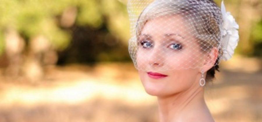 Тонкости выбора и создания свадебной прически без фаты