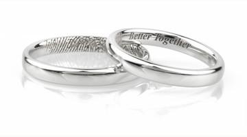 Что написать на обручальном кольце