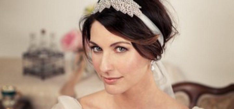 Как выбрать и сделать свадебные украшения для волос своими руками: видео