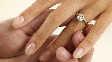 Различные приметы про свадебные кольца