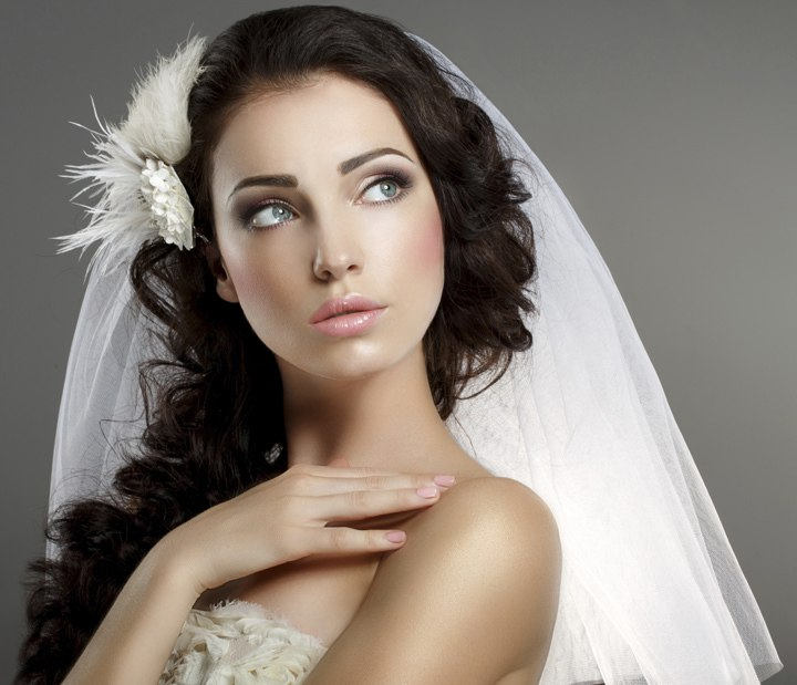 Красивые свадебные прически с фатой: важные рекомендации стилиста