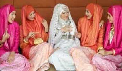 Выбор мусульманских свадебных платьев: что следует знать