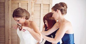 """Свадебный наряд в стиле """"Прованс"""""""