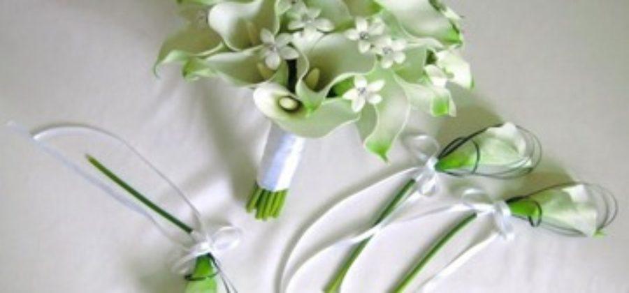 Свадебный букет невесты из фоамирана: мастер-класс по созданию своими руками