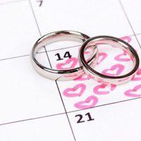 Как выбрать дату свадьбы: что говорят астрологи и предлагают ЗАГСы