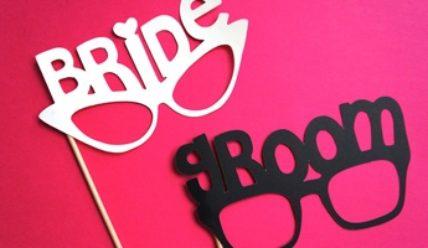 Готовимся к созданию аксессуаров для свадебной фотосессии: ищем шаблоны