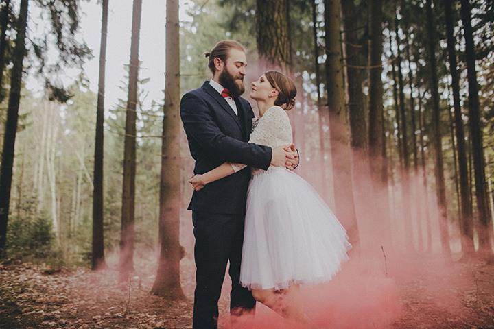 Красивый свадебный фотосет
