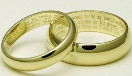 Как выбрать обручальные кольца и не прогадать с размером: советы