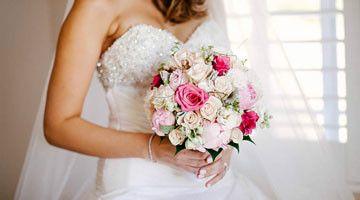 Топ самых необычных свадебных композиций