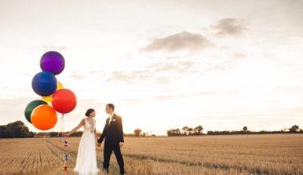 ТОП-5 необычных аксессуаров для свадебной фотосессии: советы по использованию