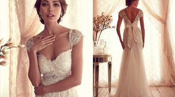 Свадебный стиль ампир в образе невесты