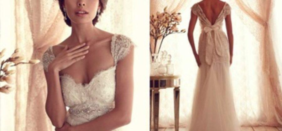 Ключевые особенности свадебного платья в стиле «ампир» – как выбрать