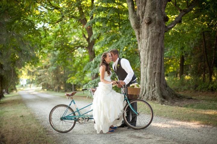 Еще один красивый велосипед