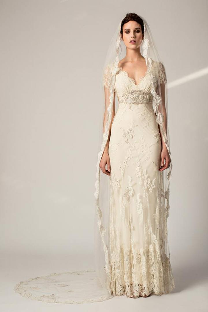 Модное ретро платье