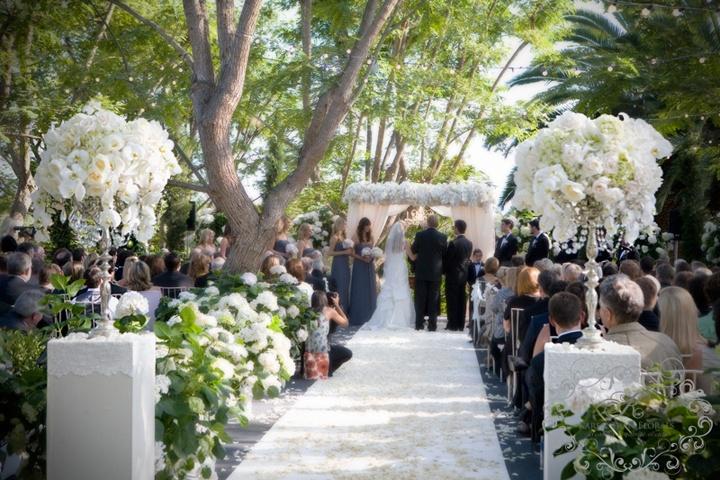 Стили свадеб