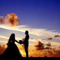 Модный тренд — свадьба на природе  в Подмосковье